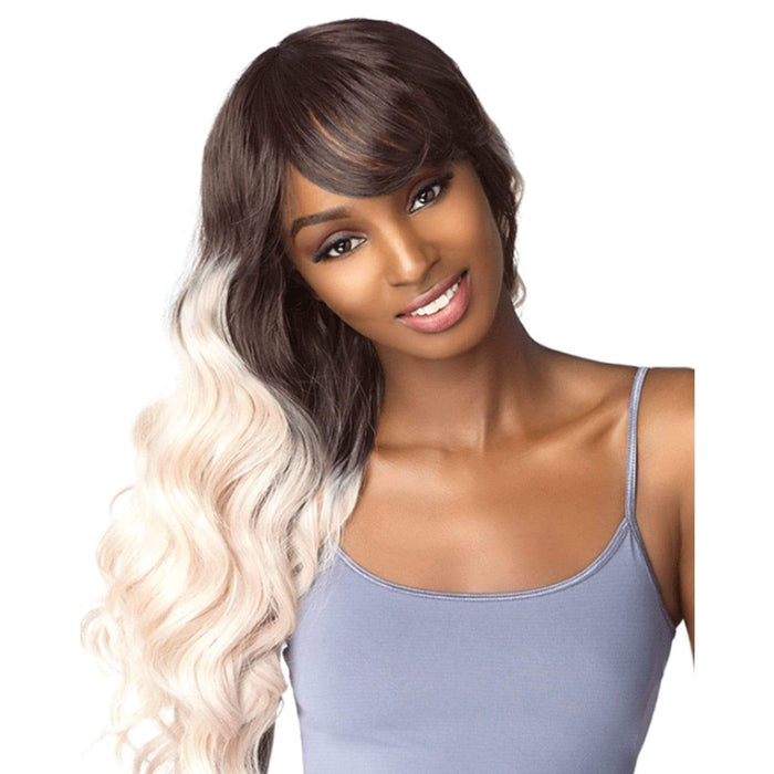 UNIT 5 | Sensationnel Dashly Synthetic Wig - Hair to Beauty | Color Shown: