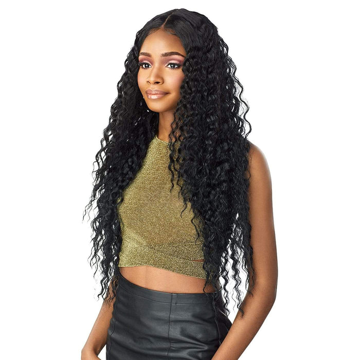 BUTTA UNIT3 | Butta Synthetic Lace Front Wig - Hair to Beauty | Color Shown : 1