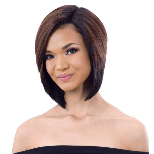 VASHANTI |  Lace Part Synthetic Wig | Color Shown: TH1B2430 - Hair to Beauty