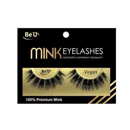 BE U | Mink Eyelashes VEGAS - Hair to beauty