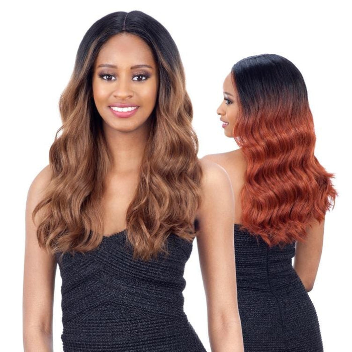 VIVA | Synthetic Lace Part Wig.