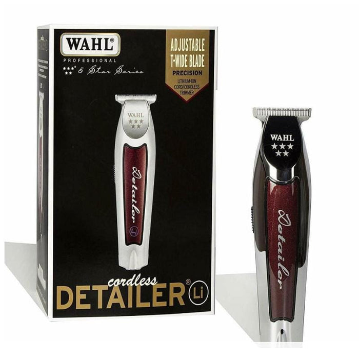 WAHL | 5 Star Series Detailer Cordless Lithium-Ion - Hair to Beauty