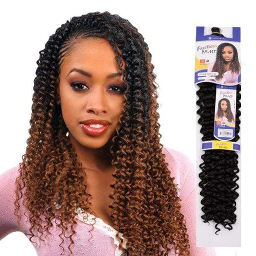 WATER WAVE BULK 22"