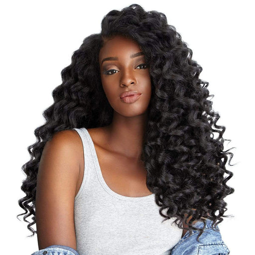 WILD ONE - Sensationnel Curls Kinks & Co Empress Lace Front Wig - Hair to Beauty | Color Shown : 2
