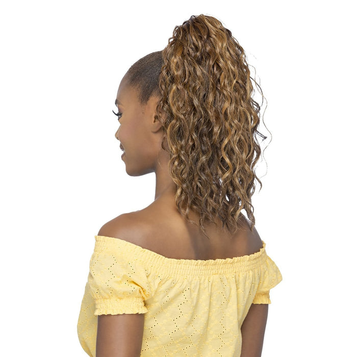 WTP-BOSSY | Synthetic Wrap & Tuck Ponytail - Hair to Beauty | Color Shown: P4/27/30