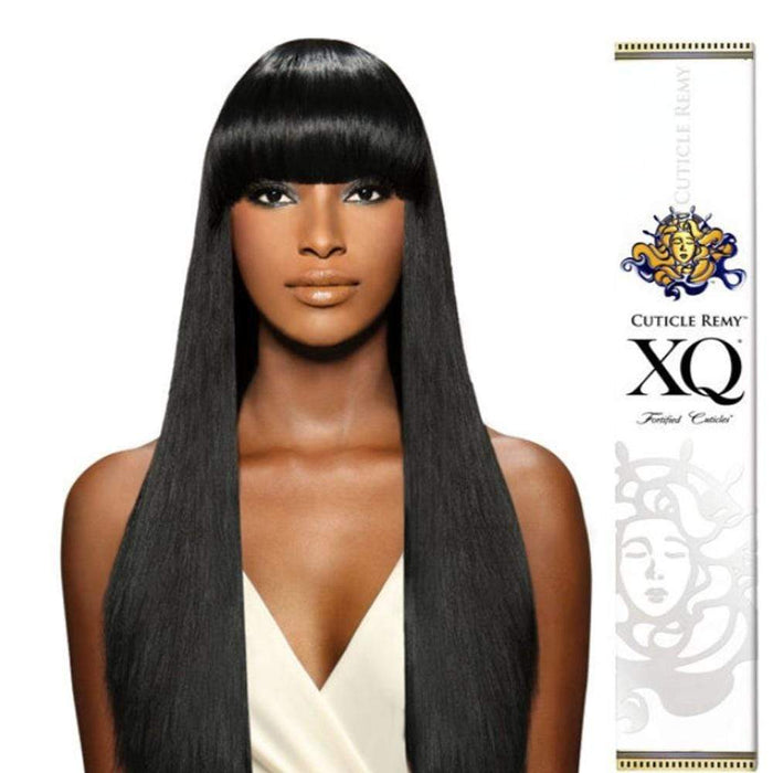XQ CUTICLE REMY | Remy Human Hair Weave - Hair to Beauty
