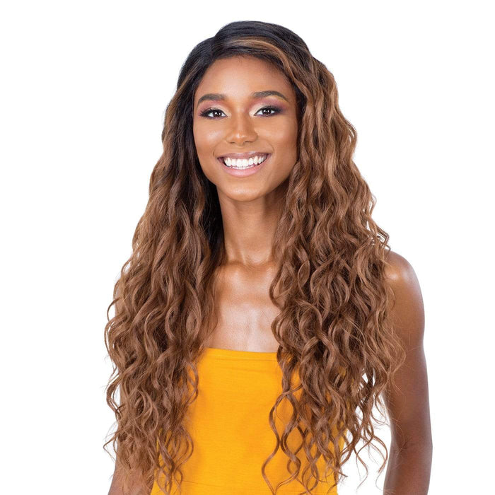 "YELENA |  5"" Lace Front Synthetic Wig."