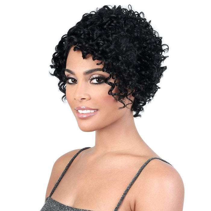 YEMI | Synthetic Wig | Color Shown: 1B - Hair to Beauty