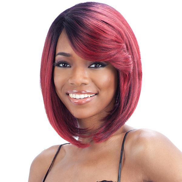 SWEET BLOSSOM | Synthetic Lace Front Wig.