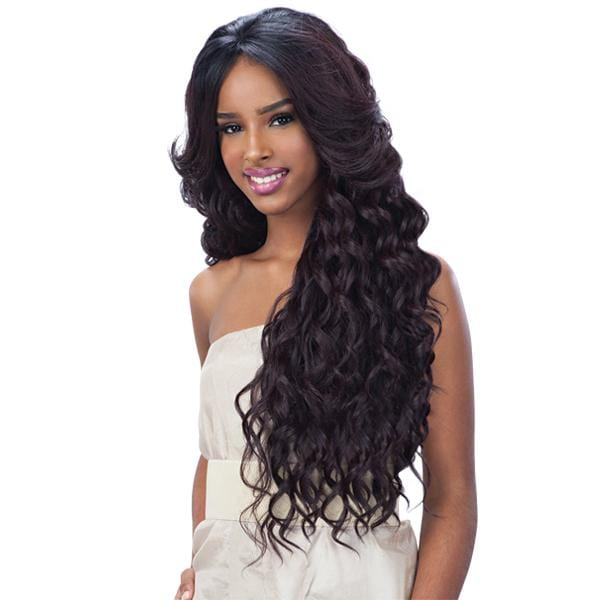 SWEET 31 INCH l FreeTress Synthetic Eternity Collection Lace Front Wig - Hair to Beauty l Color Shown: OP99J