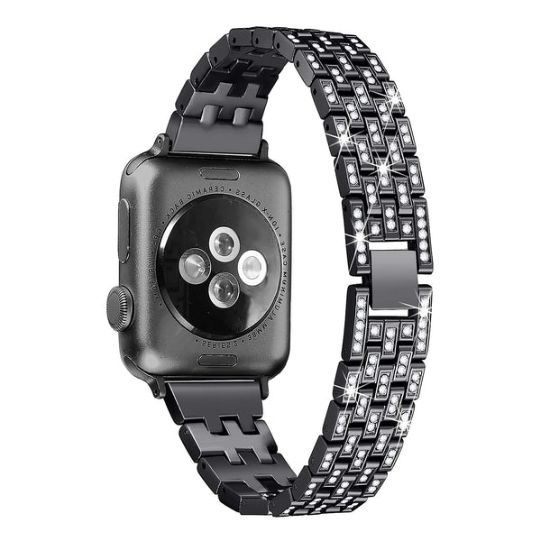 black apple watch bands for women