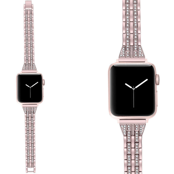 Bling Band Compatible Apple Watch Series