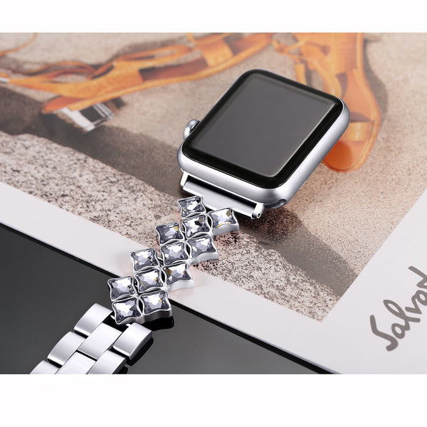 buy apple watch straps for gift silver