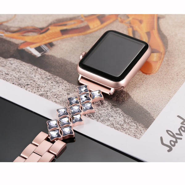 stainless steel apple watch band for you