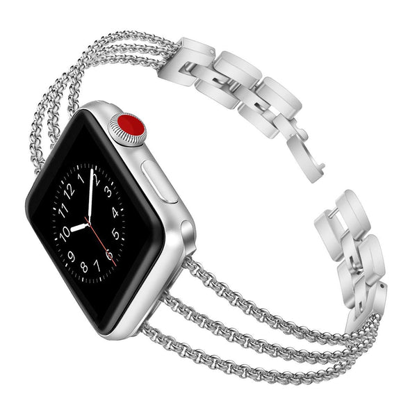 Bling bands for compatitle Apple Watch