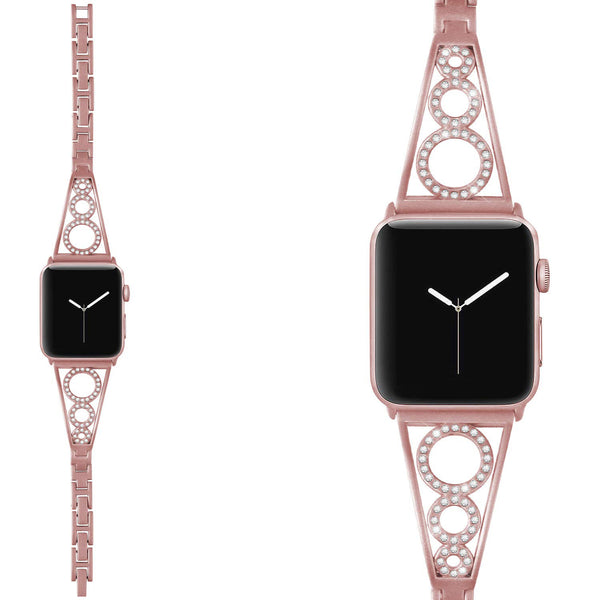 watch bands for apple watch rose gold