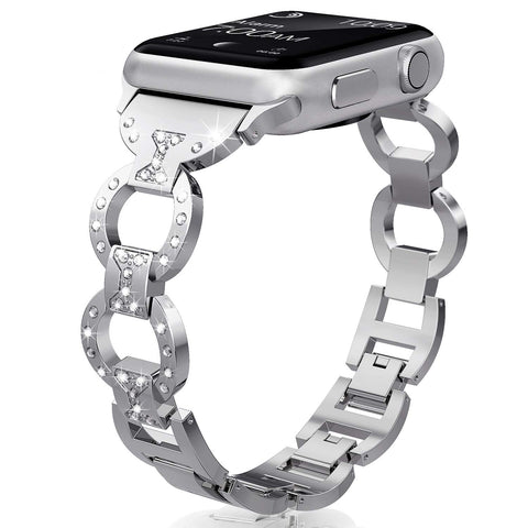 best silver apple watch bands online