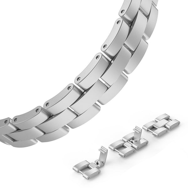 buy stainless steel apple watch band silver
