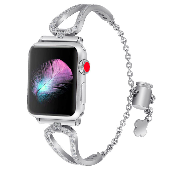 bling apple watch band 44mm