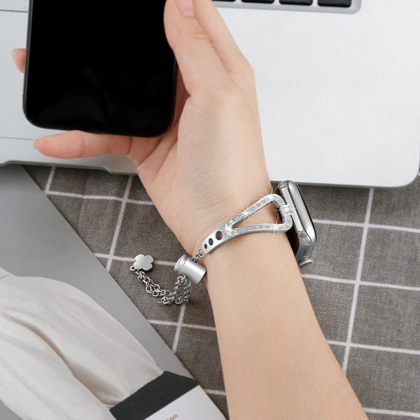 Buy apple watch strap bling