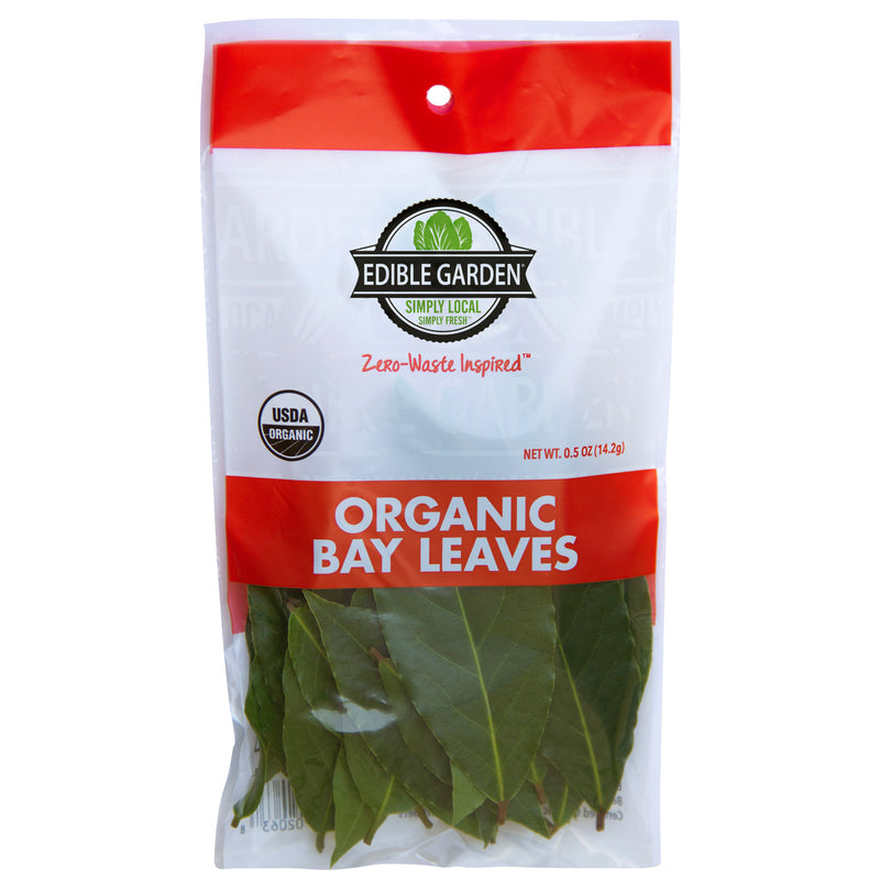 0.5oz Cut Organic Bay Leaves
