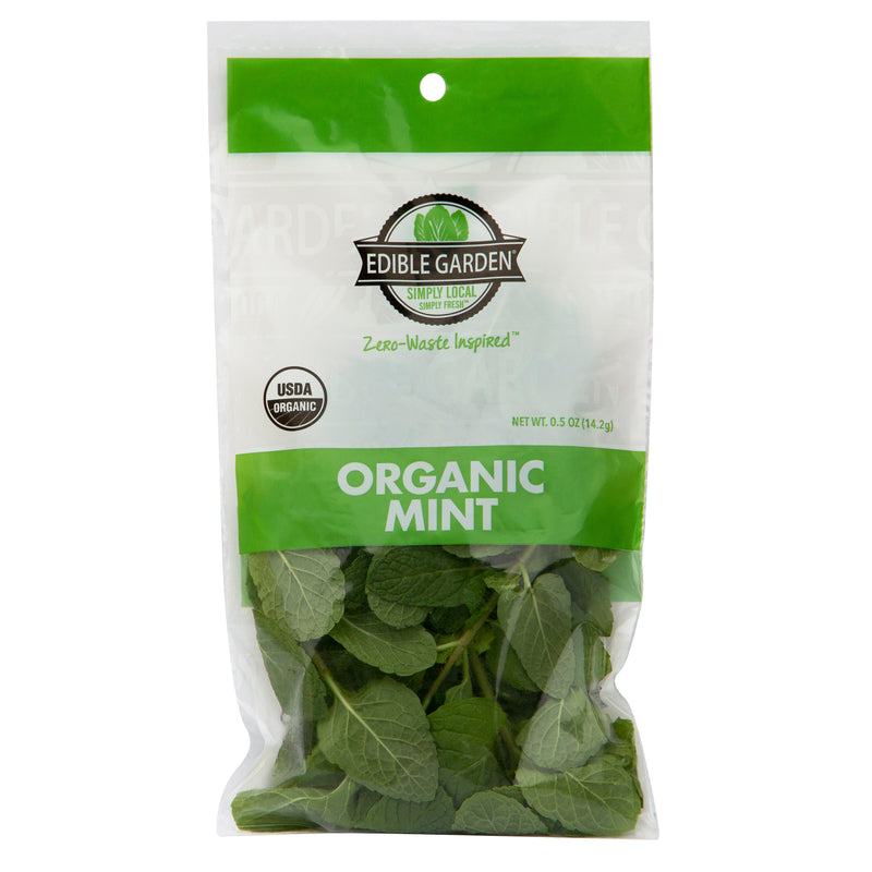 0.5oz Cut Organic Mint