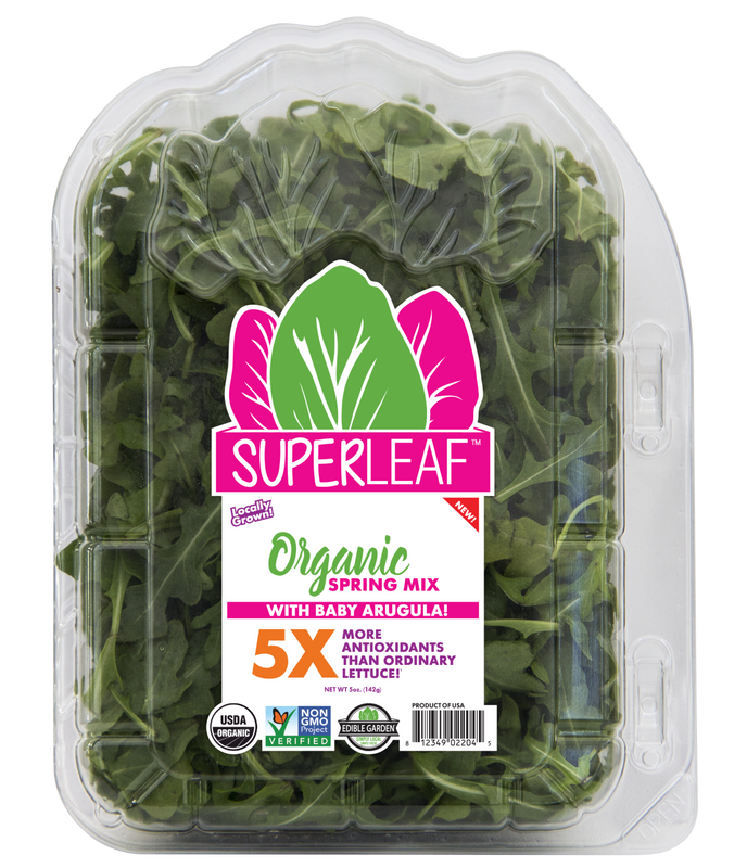 Superleaf Arugula Spring Mix
