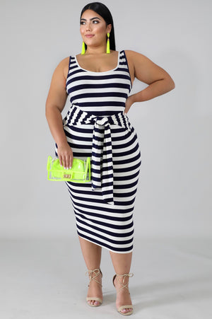 The Art of Stripes - Forbidden Fruits Boutique