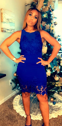 Shana Lace Dress - Forbidden Fruits Boutique