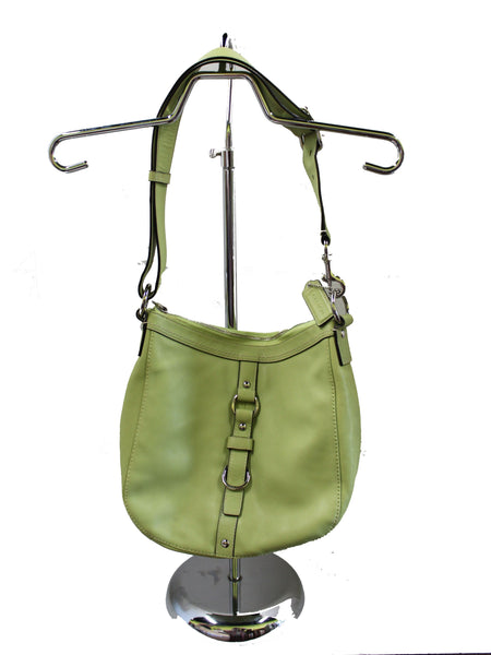 Green Chartreuse Shoulder Purse
