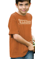 Sweet Home Alabama on Toddler/Youth Organic Tee