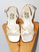 Special Occasions White Heels