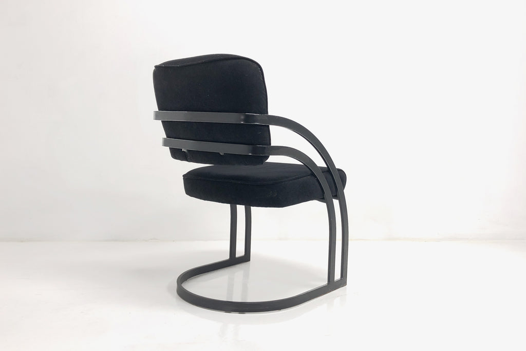 Deco Cantilever Chair