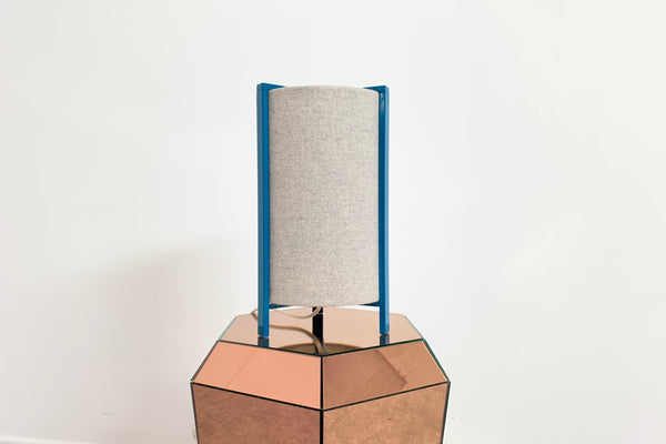 Round Paper Table Lamp