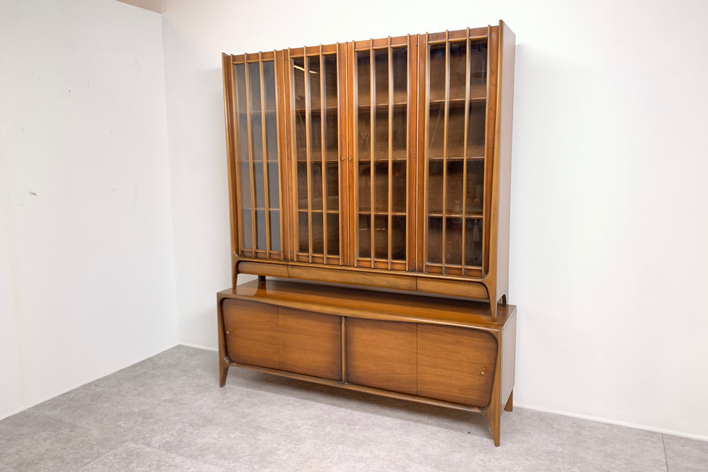 Mid-Century Wall Unit
