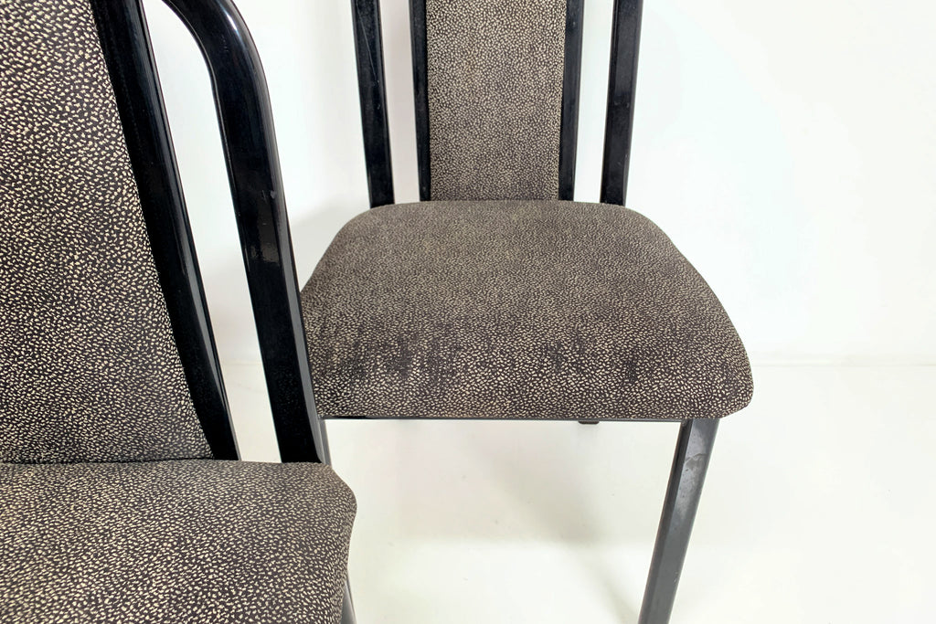 Speckled Chairs (set/6)