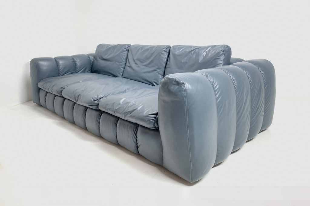 Channel Back Sofa