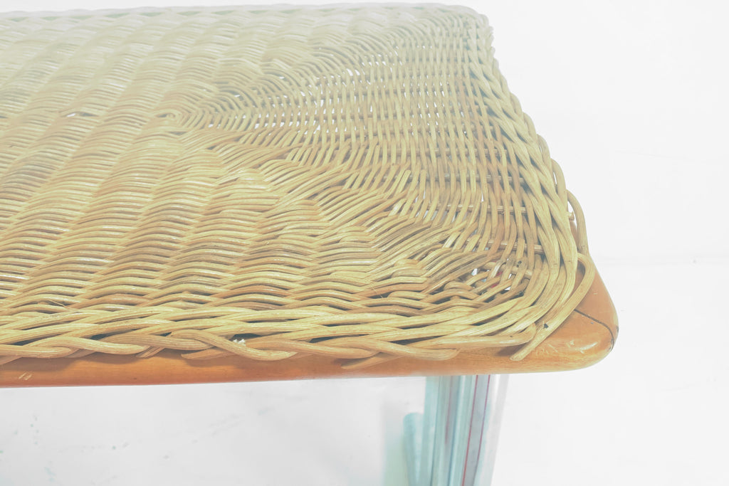 Wicker Top Dinette