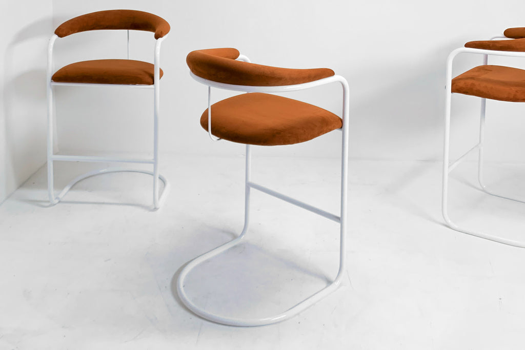 Tubular Bar Stool