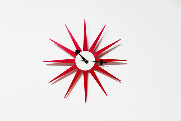 Atomic Starburst Clock