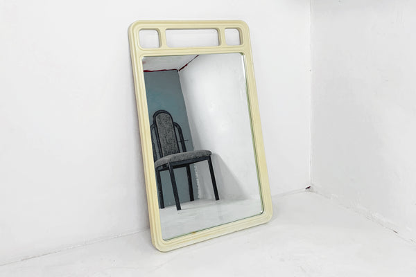 Plastic Space Age Mirror