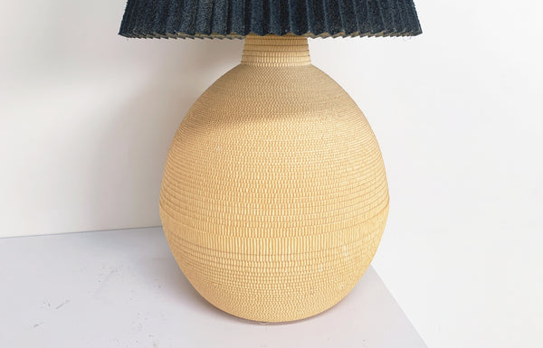 Corrugated Lamp