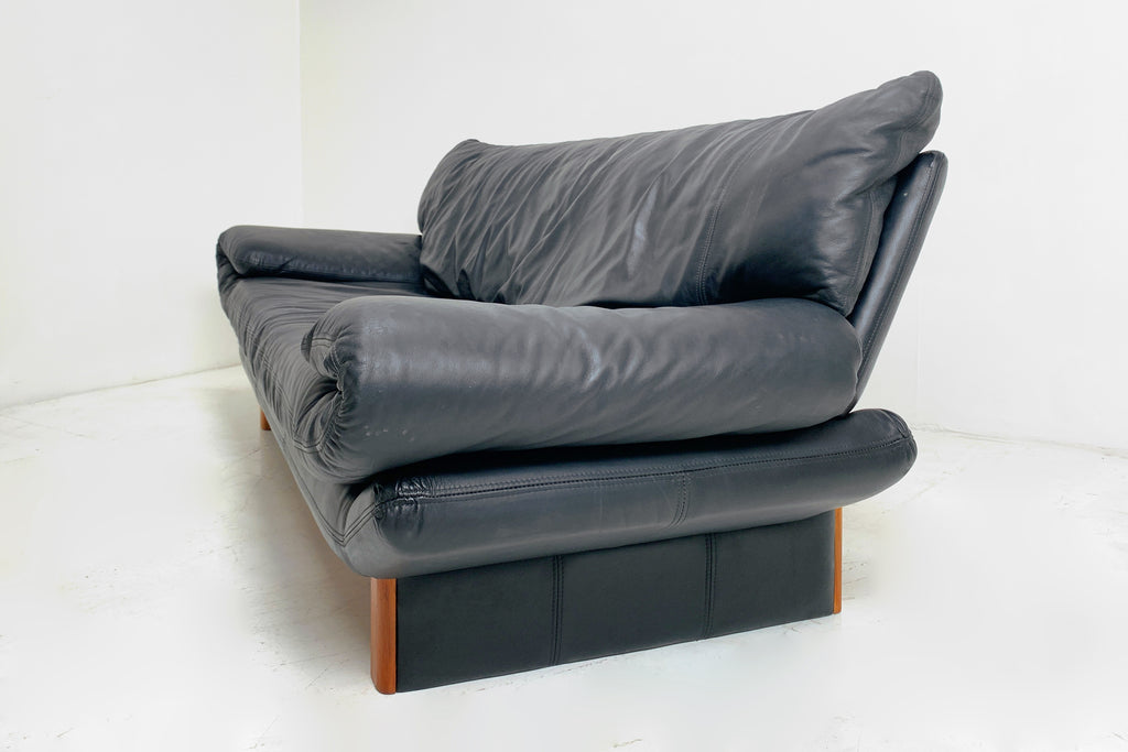 Danish Leather Sofa