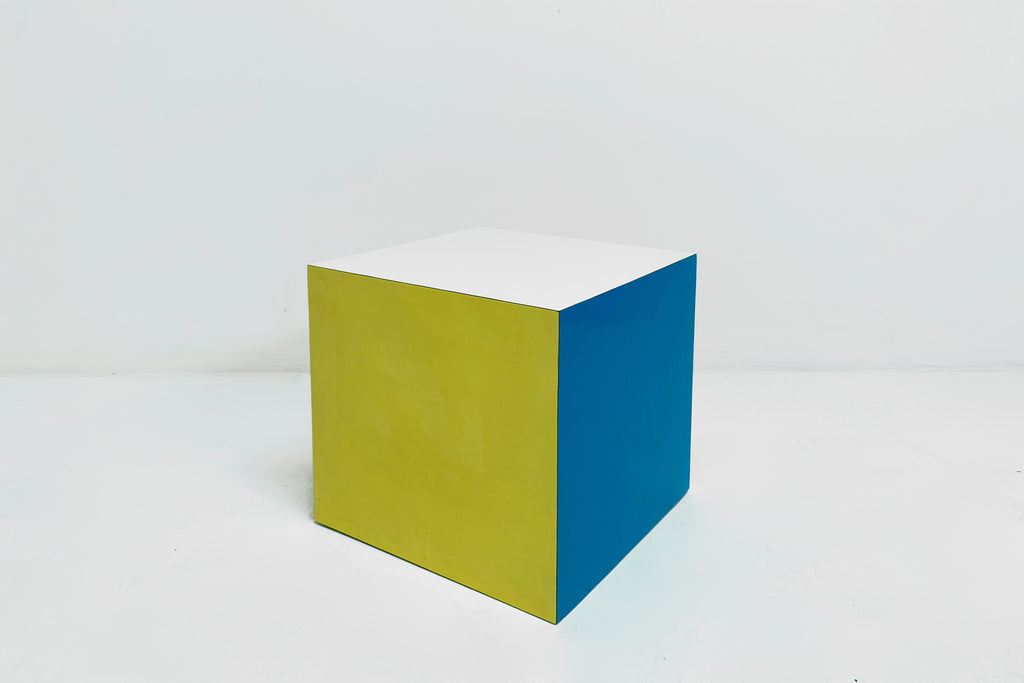 Color Block Pedestal