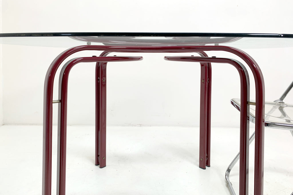 Tubular Dining Table