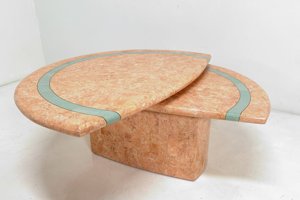 Tessellated Swivel Table