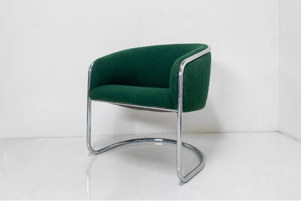 Cantilever Club Chair