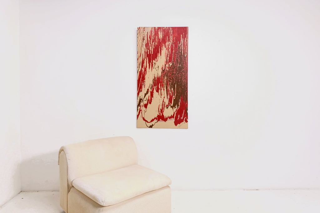 Marbled Painting