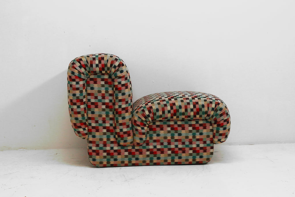 Modular Slipper Sofa