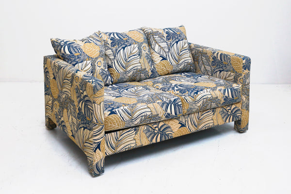 Monstera Loveseat by Selig